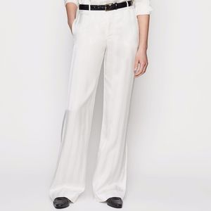 Equipment Hagan Trouser Nature White SZ 8 NWT